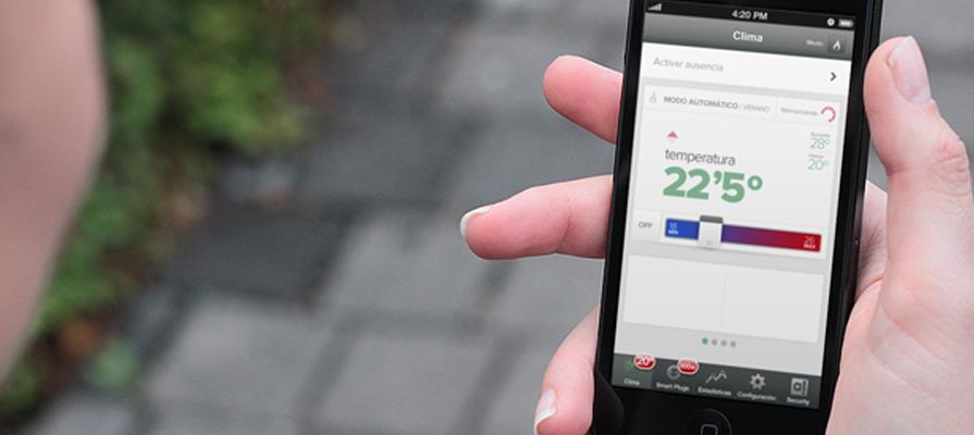 impianti domotica con controllo da smartphone