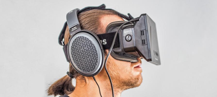 realtà virtuale, finalmente si avvera